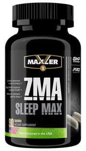 Maxler ZMA Sleep Max (90 кап)